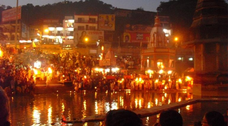 temples in haridwar