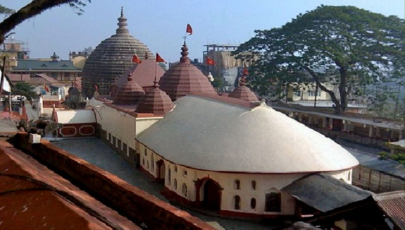 kamakhya devi temple story in hindi, Kamakhya Devi