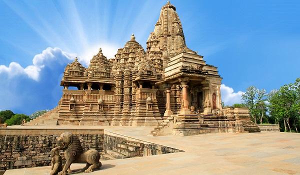 Khajuraho Temple, punyadarshan, punya, darshan, hindu temple, indian temple, famous indian temple