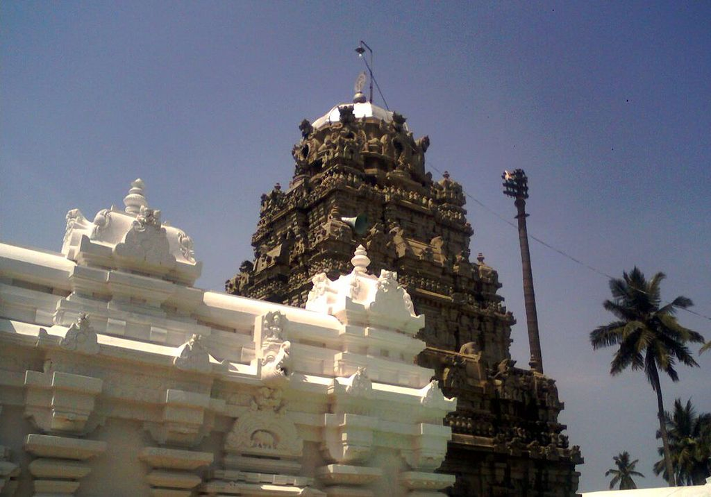Kurmanathaswamy Temple