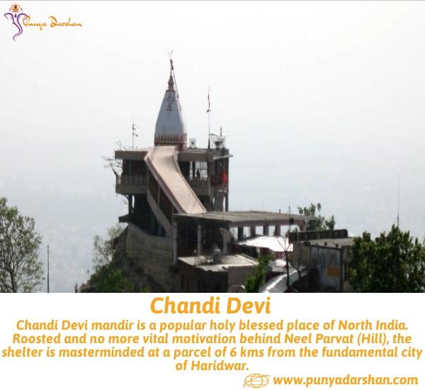 Chandi, chandi devi, Temple, Punyadarshan, India, Travel, Tourism, Haridwar, chandi devi temple, chandi devi temple timings, Chandi devi ropeway, Ropeway