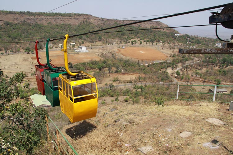 Ropeway in India