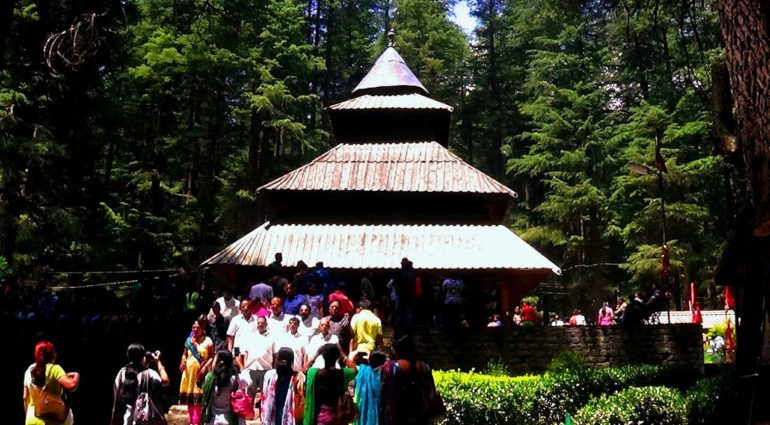 punyadarshan, punya, darshan, India, mandir, temple, HidimbaDevi, Hidimba Devi temple, Hidimba, Devi, Dhungiri temple, Kullu Manali, Manali, Lord Krishna, History of Hidimba Devi temple, Pandava, Bheema, How to Reach Hadimba Temple In Manali, Festival at Hadimba Temple, religious