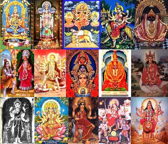 Find Here 52 Shakti Peeth List Hindi